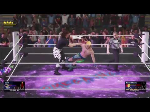 WWE 2k19  wrestlingwars |