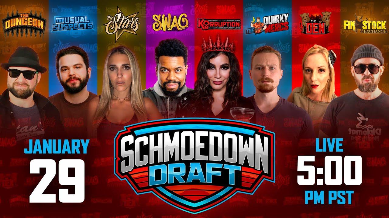 2021 Schmoedown Draft