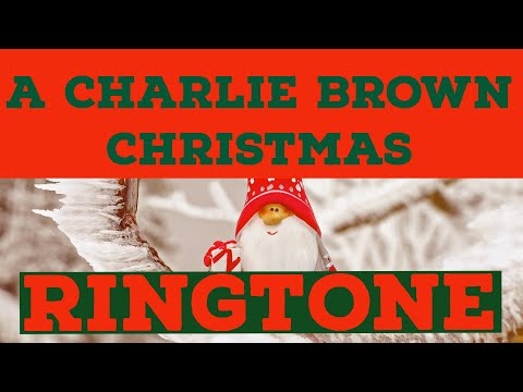 A Charlie Brown Christmas Theme Ringtone and Alert