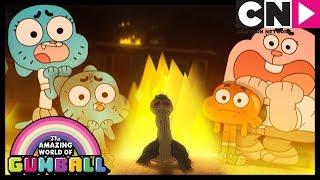 Gumball | Evil Turtle Is Out To Destroy The Wattersons | The Puppy | Cartoon Network