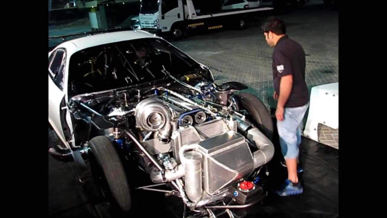 Car does a 5.7 second quarter mile at 247MPH(399KMH ...