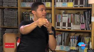 EXCLUSIVE: Trevor Noah - Unplugged and plugged in