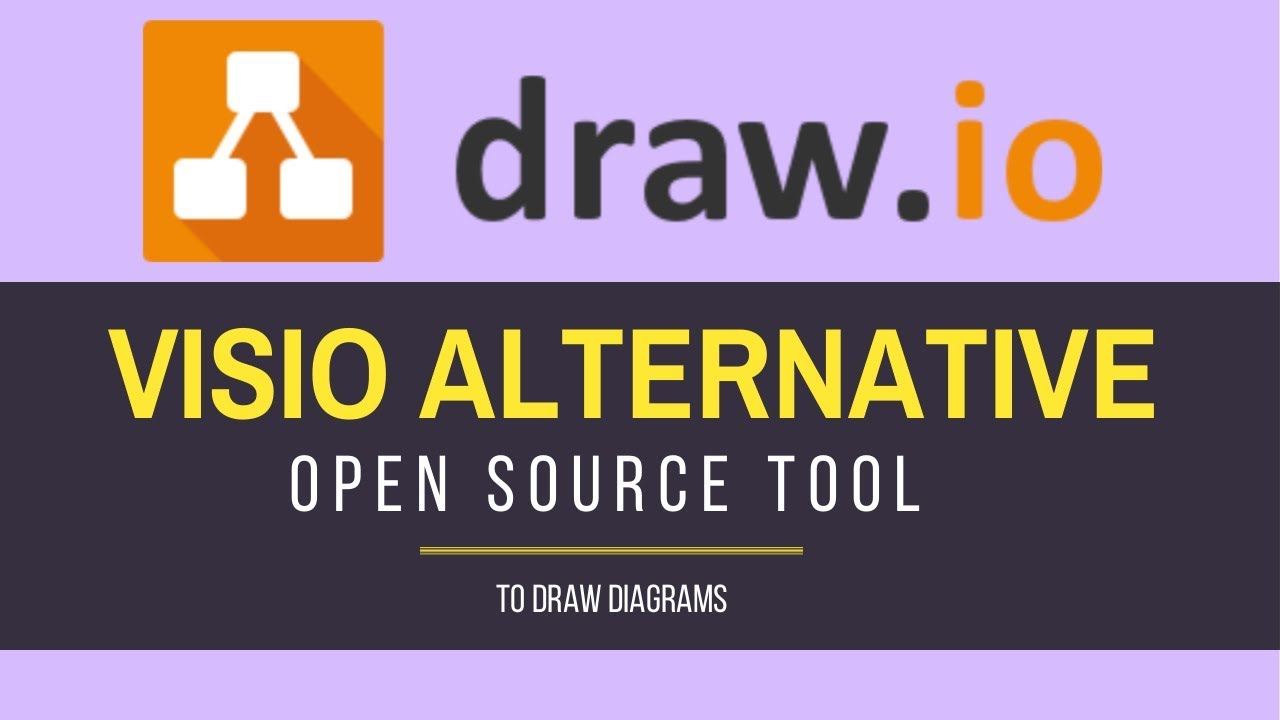 drawio visio alternative open source tech primers - Visio Open
