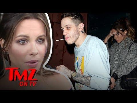 Pete Davidson & Kate Beckinsale Are A THING?! | TMZ TV Mp3