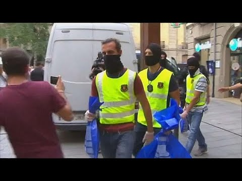 Thumbnail: Barcelona: terror cell 'dismantled', threat level 'high'