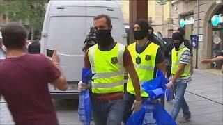 Barcelona: terror cell 'dismantled', threat level 'high' thumbnail