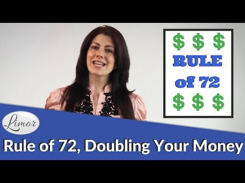 HOW TO DOUBLE YOUR INVESTMENTS WITH RULE 72 | Financially Fabulous with Limor