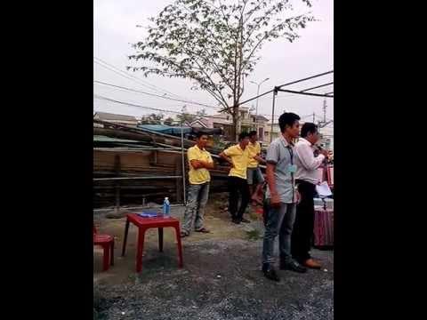Hội Thi Chim Chào Mào Hồng Ngọc-Đà Nẵng.