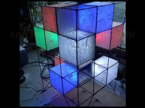 Lampadario Filo Di Ferro Fai Da Te : Costruzione lampada led ccl fai da te diy build led lamp color