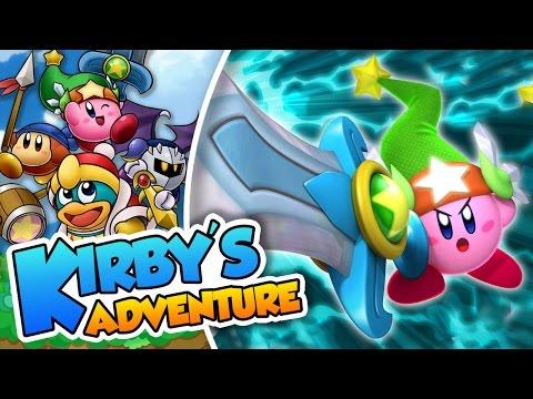 ¿Algo mejor que  un Kirby? ¡DOS KIRBYS! | 01 | Kirby's Adventure Wii con Naishys