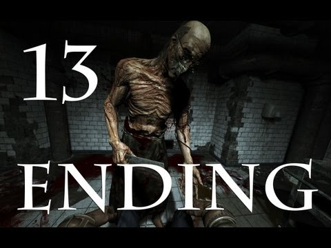 Outlast Walkthrough - Part 13/Ending - The Bowels of Hell (PC) [HD]