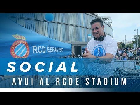 Avui al RCDE Stadium (Espanyol - Valencia)