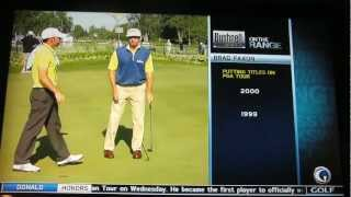 "Golf Channel ""On the Range"" Senior PGA Championship"