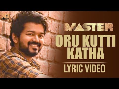 master---oru-kutti-kathai-official-lyric-video-song-|-thalapathy-vijay-|-anirudh-|-lokesh-|-reaction