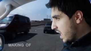 Ինչպես են նկարահանվում վթարի տեսարանները հայկական սերիալներում (տեսանյութ)