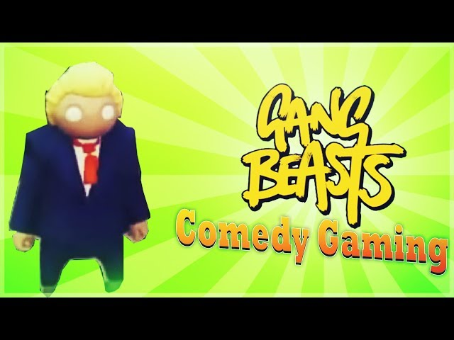 Gang Beasts - Wave Survival - Most Intense Battle Ever - Comedy Gaming