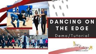 Dancing On The Edge--LINE DANCE--Demo/Teach/Walkthrough