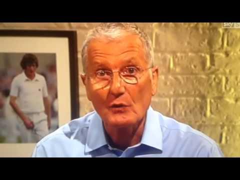 Bob Willis on The Verdict. - YouTube