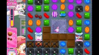 Candy Crush Saga - level 1089 (3 star, No boosters)