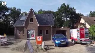 Стройка дома в Германии(Видео состоит из кусков, потому что вырезал людей. Там ходило ещё 4 человека. Просто чей-то дом строится,..., 2016-10-06T00:10:51.000Z)