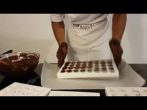 Technique de réalisation : Le bonbon chocolat
