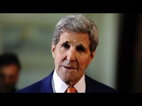 John Kerry: N Körea Has A Reason To Want A Bömb
