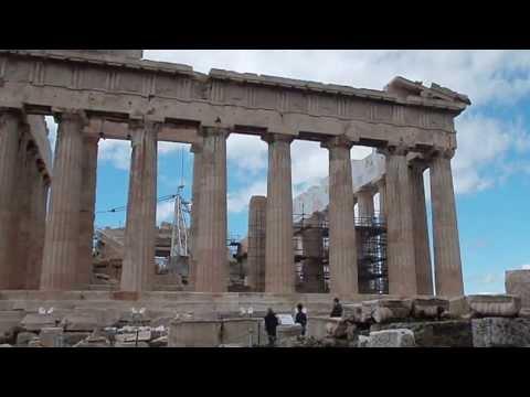 Ακροπολη Προπυλαια Παρθενων Αθηνα