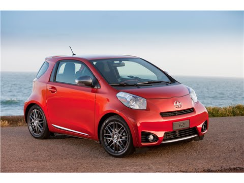 Scion iQ 2015 Car Review