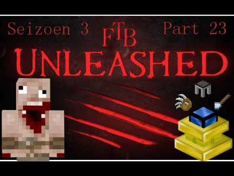 Minecraft: Feed The Beast: Logistics Pipes & Nieuwe Ages! (Seizoen 3 Part 23) (Dutch Commentary)