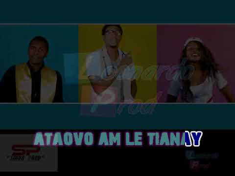 Welvi Waves   TIC TAC Version Karaoke gasy 2019 Leonardo Production