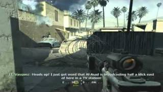 iFonejacker9 :: Call Of Duty 4 : Mission 5 : Charlie Don