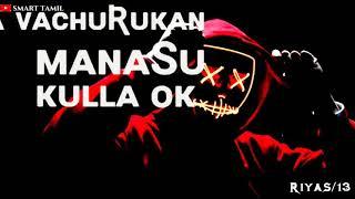 Ni enna vena sollu | cut song | for | whatsapp status