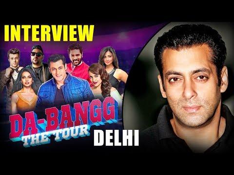 Salman Khan's Most CANDID Interview | Tiger Zinda Hai | Dabangg Tour Delhi | Tubelight | B'Day Plans