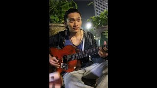 Pengamen Tampan Suara Emas Cover | Nothing Gonna Change My Love For You