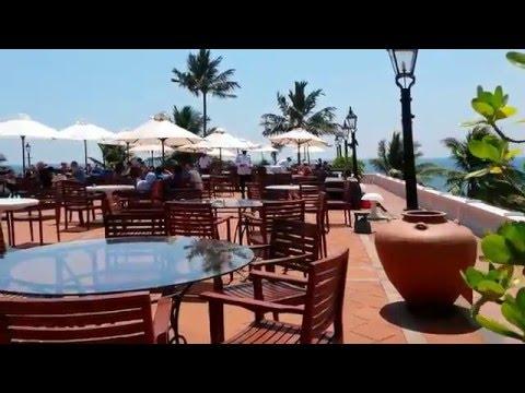 Mount Lavinia Hotel, Sri Lanka in April