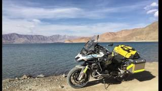 A Great Ride Into Thin Air -Tibet BMW R1200GS 11k expedition thru Himalaya