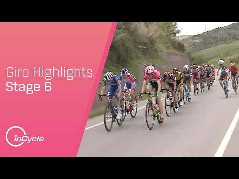 Giro d'Italia 2018 | Stage 6 Highlights | inCycle