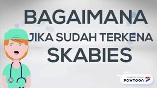 Cara mengobati scabies - kudis - gudik - tungau Terimakasih buat yang udah nonton Semoga bermanfaat .
