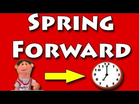 Vids4kids.tv - Daylight Saving Time - Spring Forward