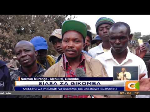 Siasa za Gikomba