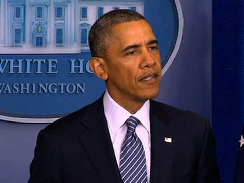 Obama accepts Shinseki's resignation as head of VA