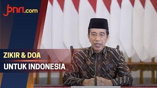 Jokowi Menggelar Zikir dan Doa Bersama 5 Tokoh Lintas Agama