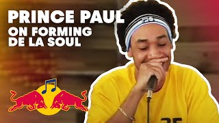 Prince Paul talks forming De La Soul and Sampling | Red Bull Music Academy