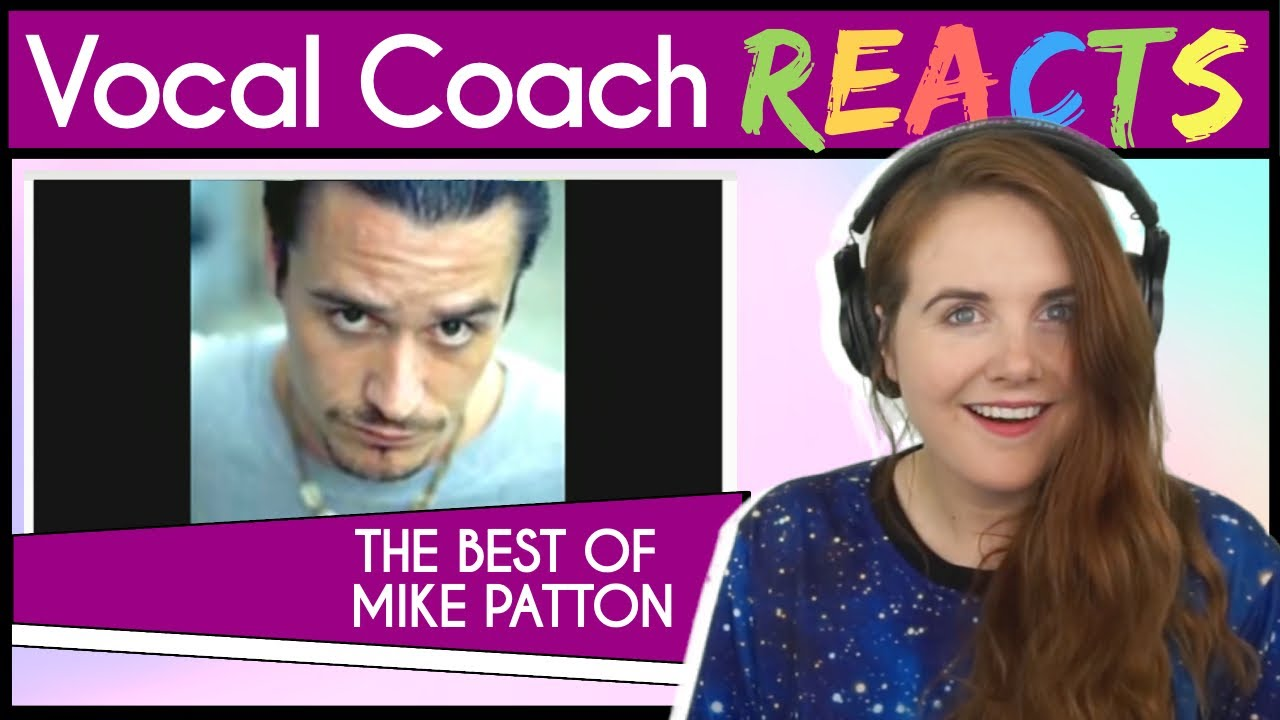 Vocal Coach reacts to The Best of Mike Patton (Faith No More) - Amazing Vocal Range!
