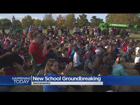 San Juan Unified Breaks Ground On Del Paso Manor Elementary School