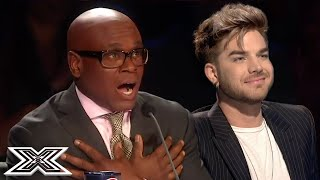 SENSATIONAL Covers Of BLUES Music On The X Factor | X Factor Global