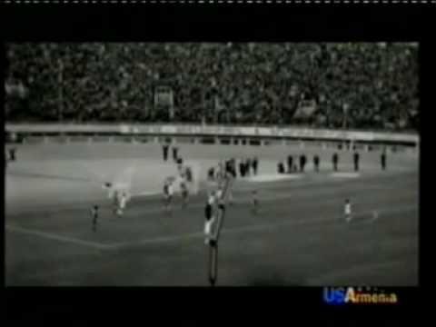 Andreasyan Goal Ararat- Bayern 1:0
