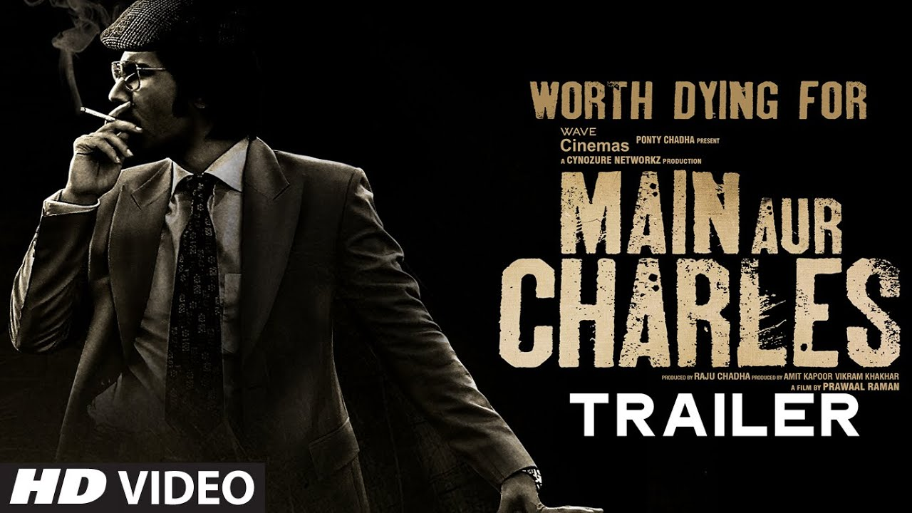 'Main Aur Charles' Official Trailer | Randeep Hooda, Richa Chadda | T-Series