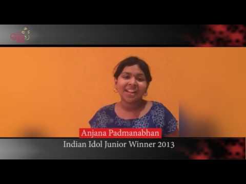 Anjanna Padmanabhan @ 54th Bengaluru Ganesh Utsava...!!!!