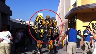 10 TRANSFORMERS CAUGHT ON CAMERA & SPOTTED IN REAL LIFE!